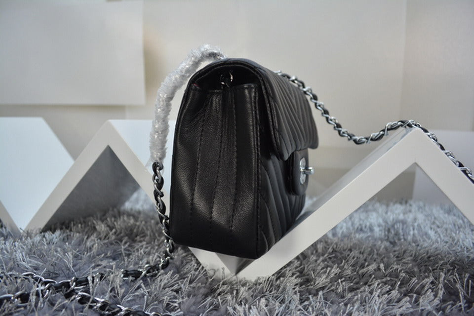 Bolsa Chanel 2.55 Chevron Mini - Loja Must Have