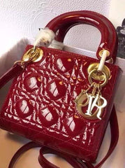 Bolsa Mini Lady Dior - Christian Dior
