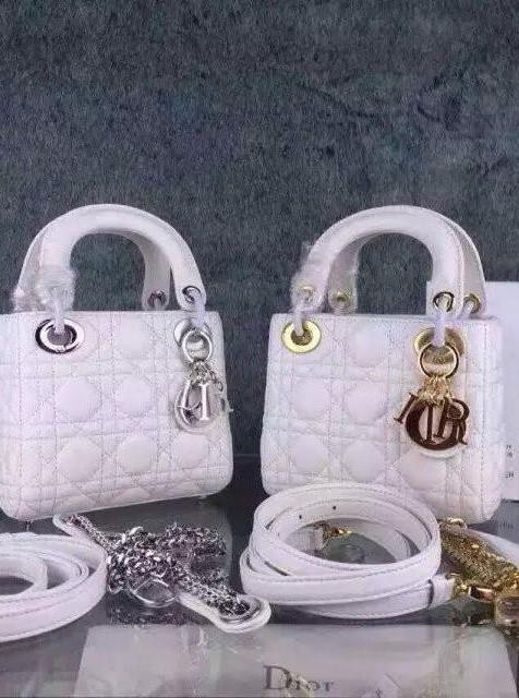 Bolsa Mini Lady Dior - Christian Dior - Loja Must Have