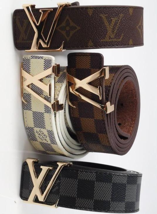 Cinto Louis Vuitton Unisex - Loja Must Have