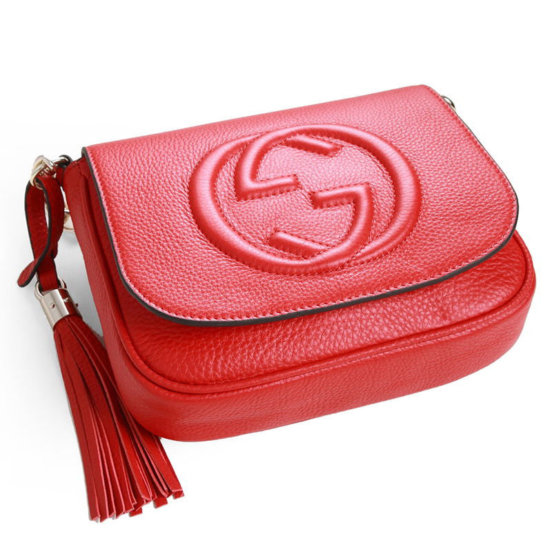 Bolsa Soho Disco Chain Gucci - Loja Must Have