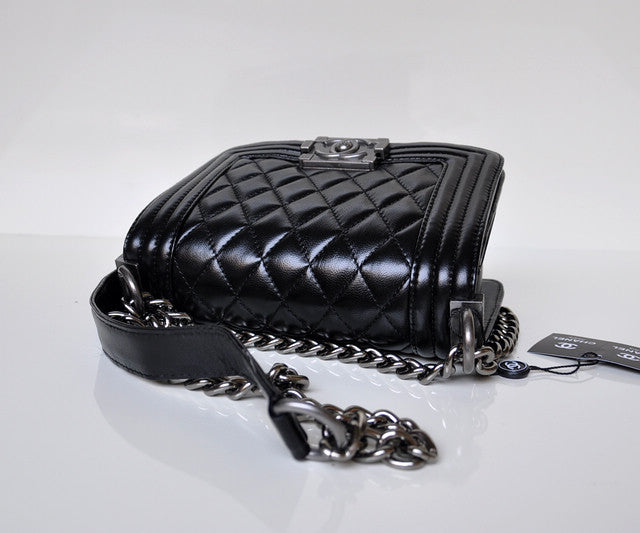 Bolsa Mini Le Boy Chanel - Loja Must Have