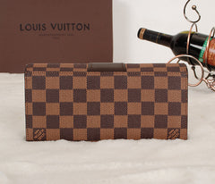 Carteira PF SISTINA Louis Vuitton