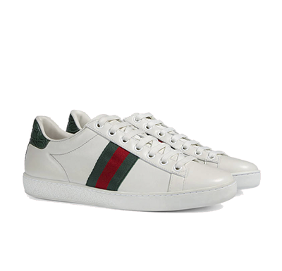 501b0cbcd2e66 Tênis Gucci Ace Leather Sneaker – Loja Must Have