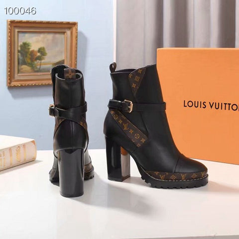 Bota Ankle Boot Star Trail 2 Louis Vuitton