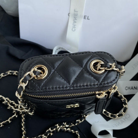 Bolsa Chanel Mini Vanity Classic Chain