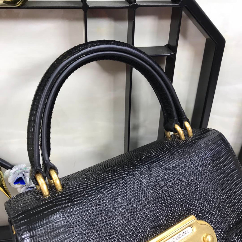 Bolsa Welcome Cobra Dolce&Gabbana - Loja Must Have