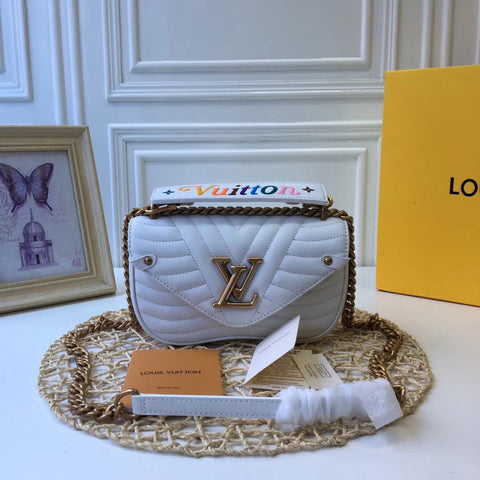 Bolsa New Wave Chain Louis Vuitton