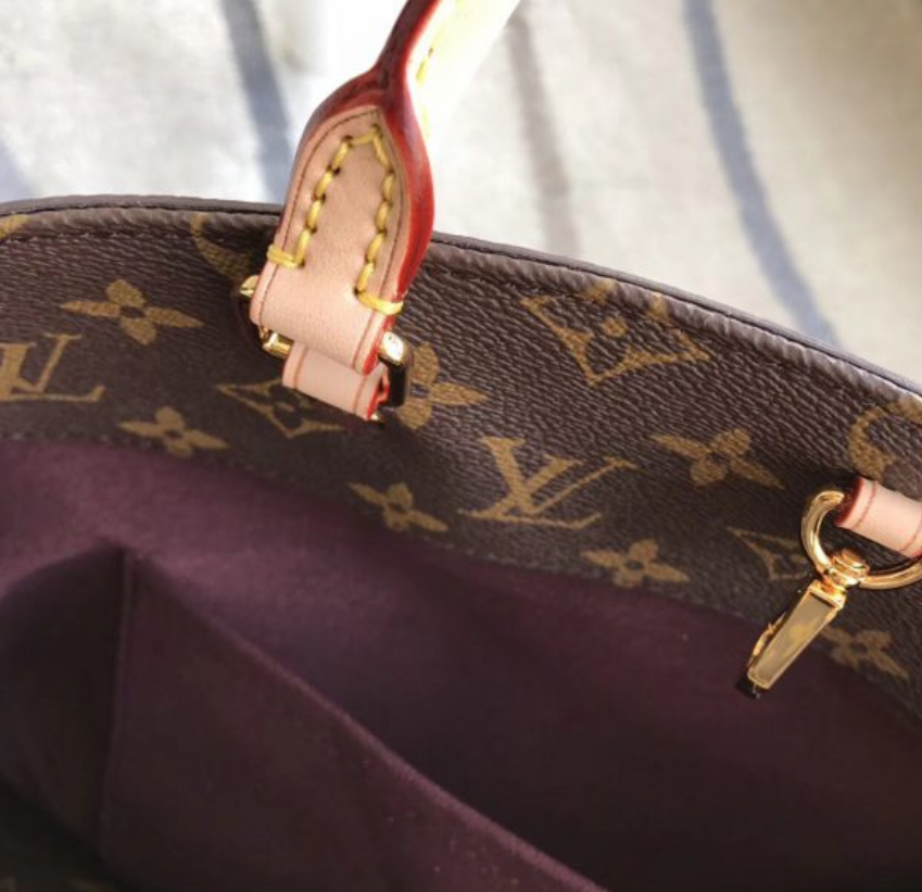Bolsa Montaigne Monogram BB, MM, GM Louis Vuitton - Loja Must Have