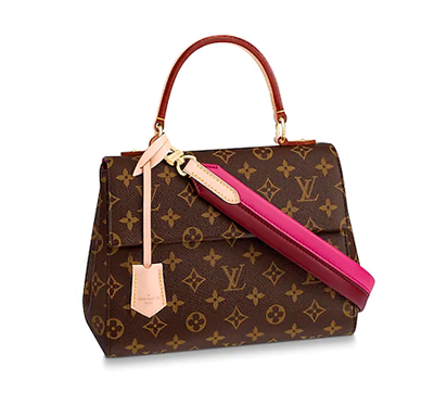 Bolsa Cluny Pink Louis Vuitton - Loja Must Have