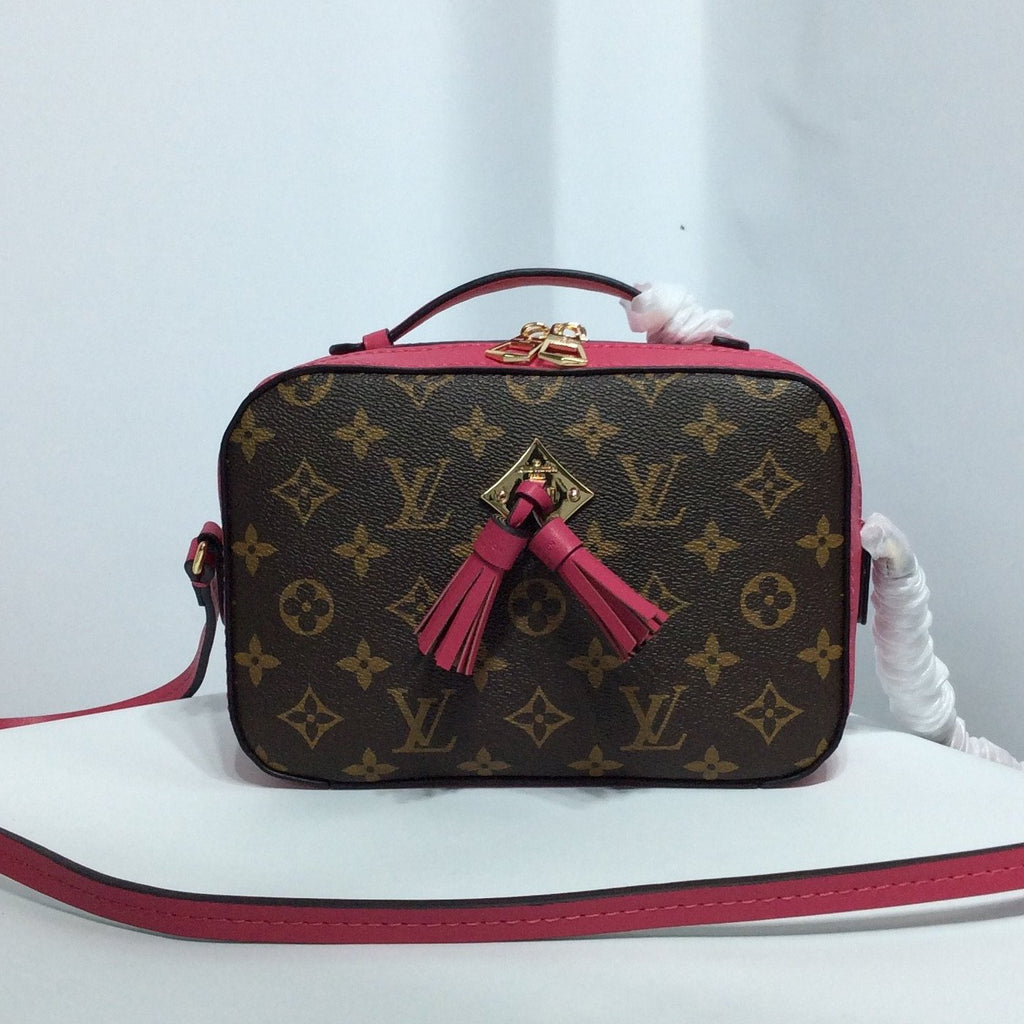 Bolsa Saintonge Monogram Louis-vuitton - Loja Must Have