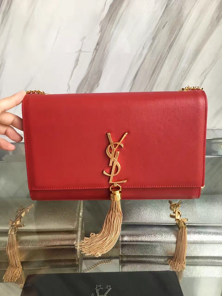 Bolsa Satchel Kate Classic YSL Saint Laurent - Loja Must Have