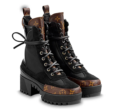 Bota Desert Laureate Louis Vuitton - Loja Must Have