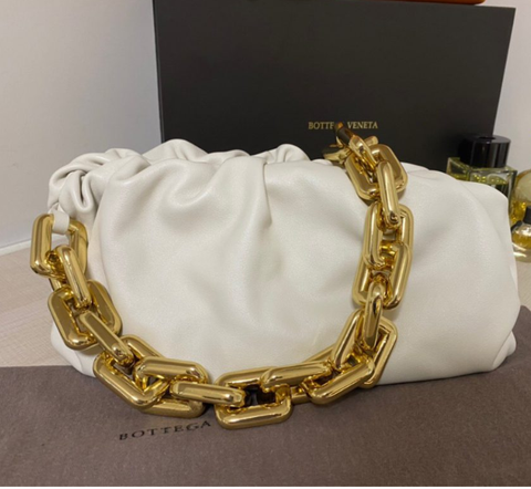 Bolsa Bottega Venetta The Chain Pouch
