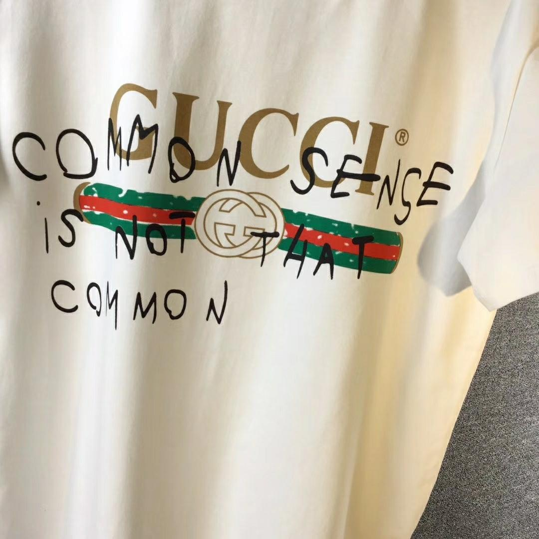 T-shirt camiseta à logo Coco Capitán Gucci - Loja Must Have