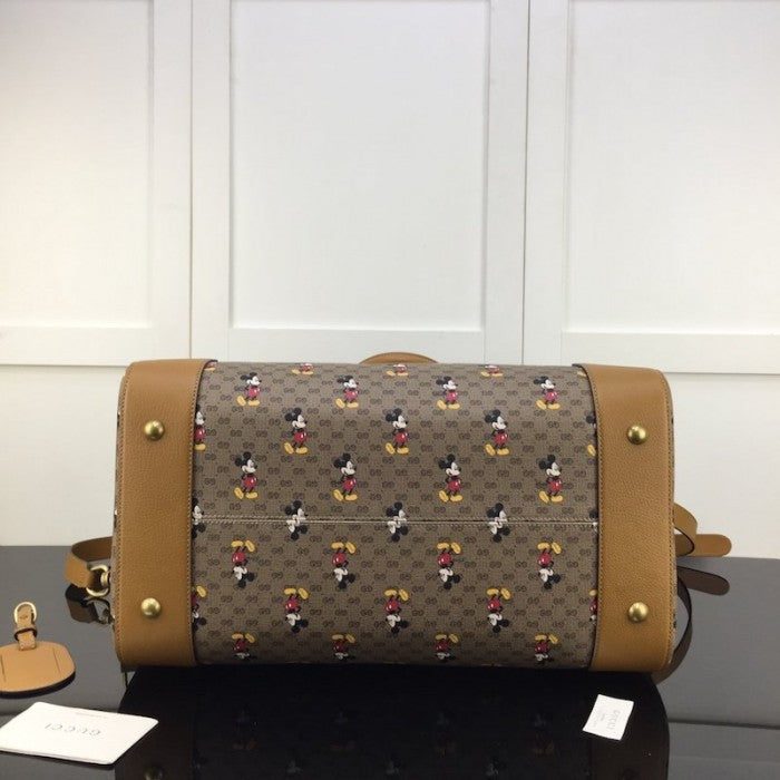 Bolsa Gucci Disney Mickey carry-on duffle - Loja Must Have