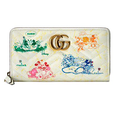 Carteira Gucci Disney Mickey Marmont