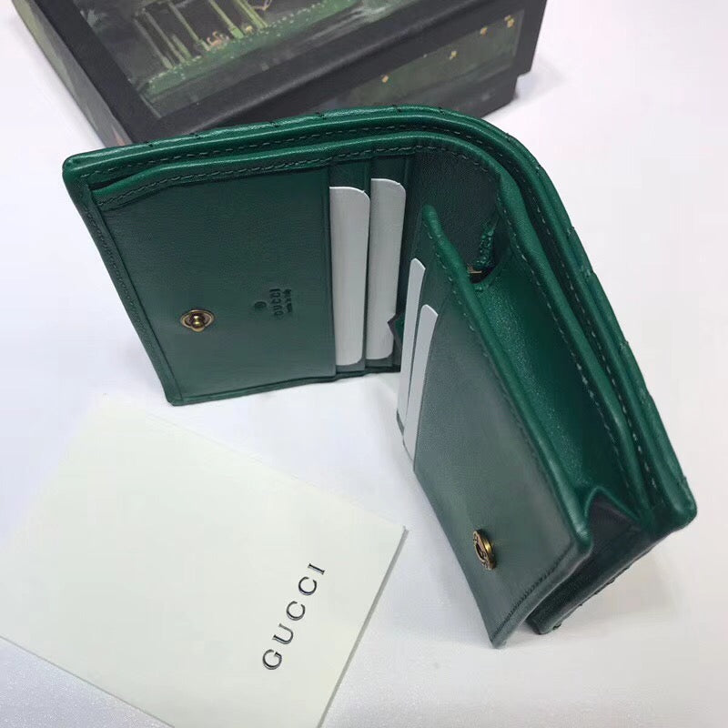 Carteira Gucci GG Marmont card case - Loja Must Have