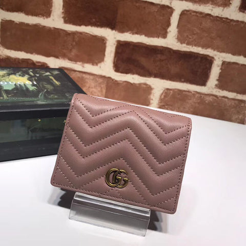 Carteira Gucci GG Marmont card case