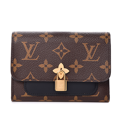 Carteira Flower compact Louis Vuitton - Loja Must Have