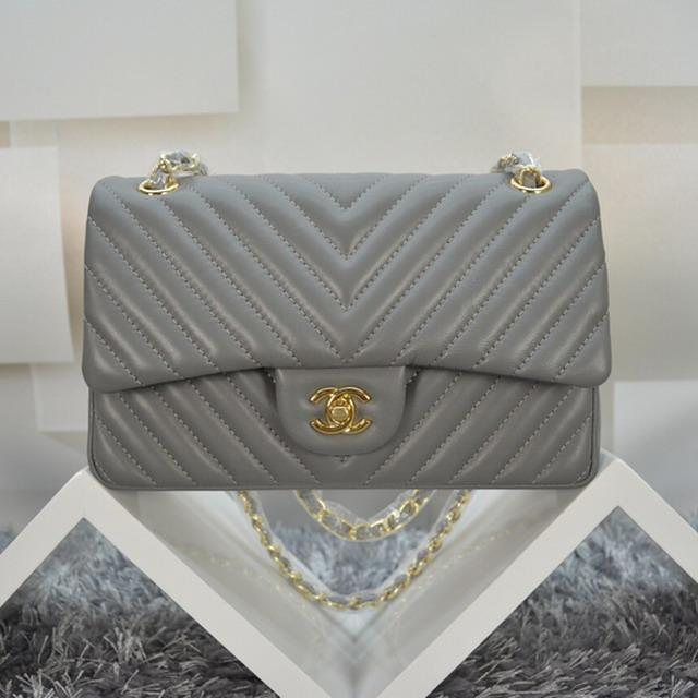 Bolsa Chanel Chevron Flap Bag - Loja Must Have