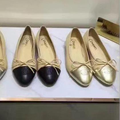 Sapatilha Ballet Flat Chanel - Loja Must Have