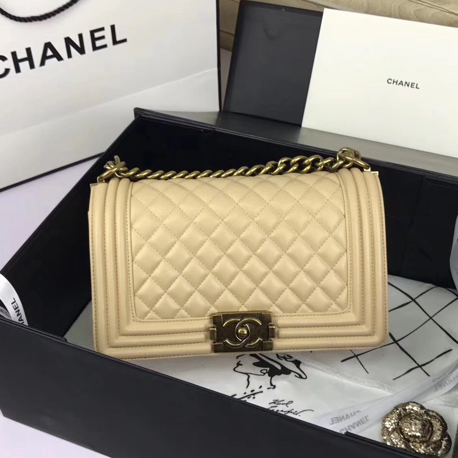 Bolsa Le Boy Chanel - Loja Must Have