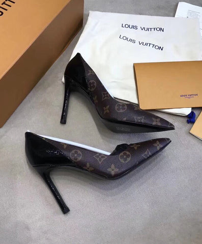 Scarpin Pump Cherie Louis Vuitton