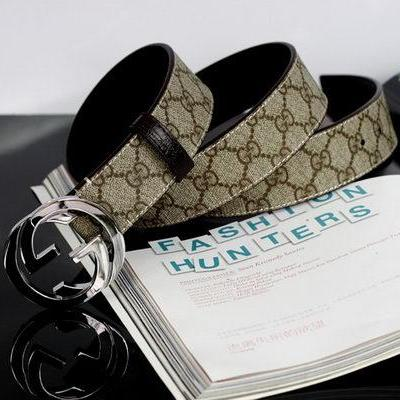 Cinto Gucci Signature - Loja Must Have