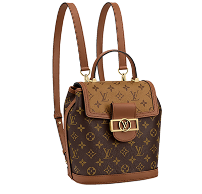 Mochila Louis Vuitton Dauphine