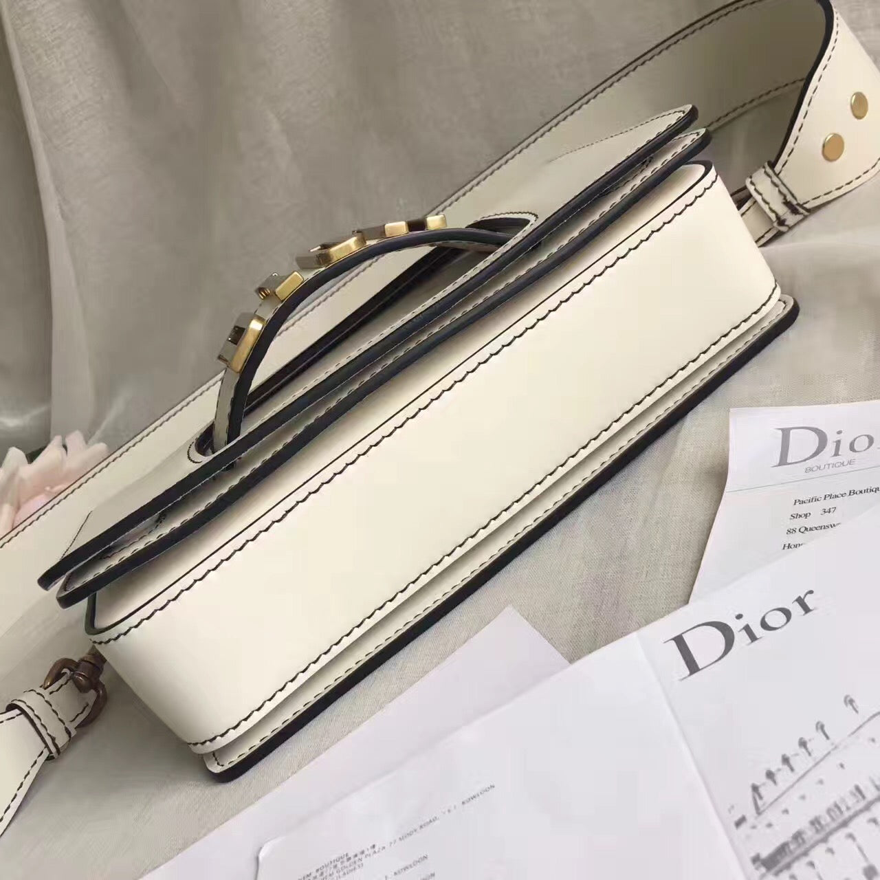 Dior R(evolution) flap bag Christian Dior - Loja Must Have