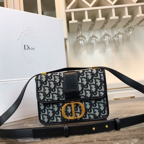 Bolsa Dior Montaigne 30 Canvas