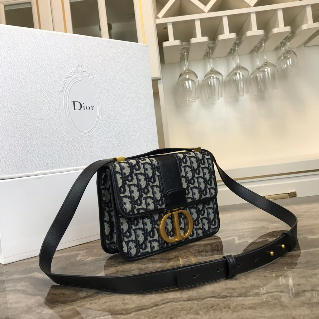 Bolsa Dior Montaigne 30 Canvas - Loja Must Have