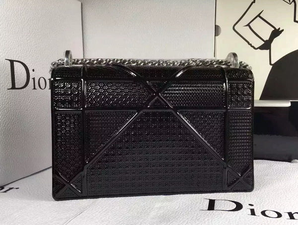 Bolsa Metallic Diorama - Christian Dior - Loja Must Have