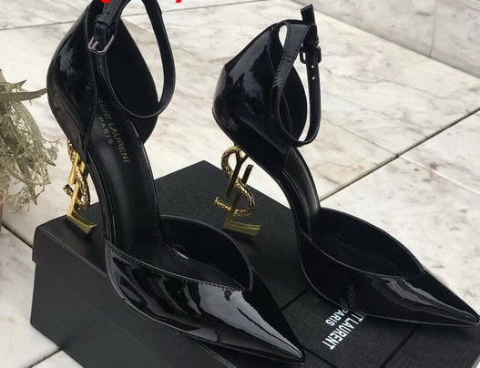 Scarpin Dorsay Saint Laurent YSL - Loja Must Have