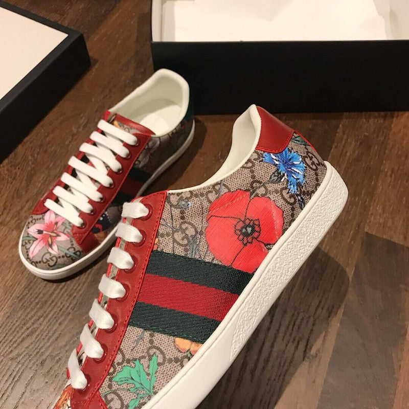 Sneaker Gucci Ace Flora GG