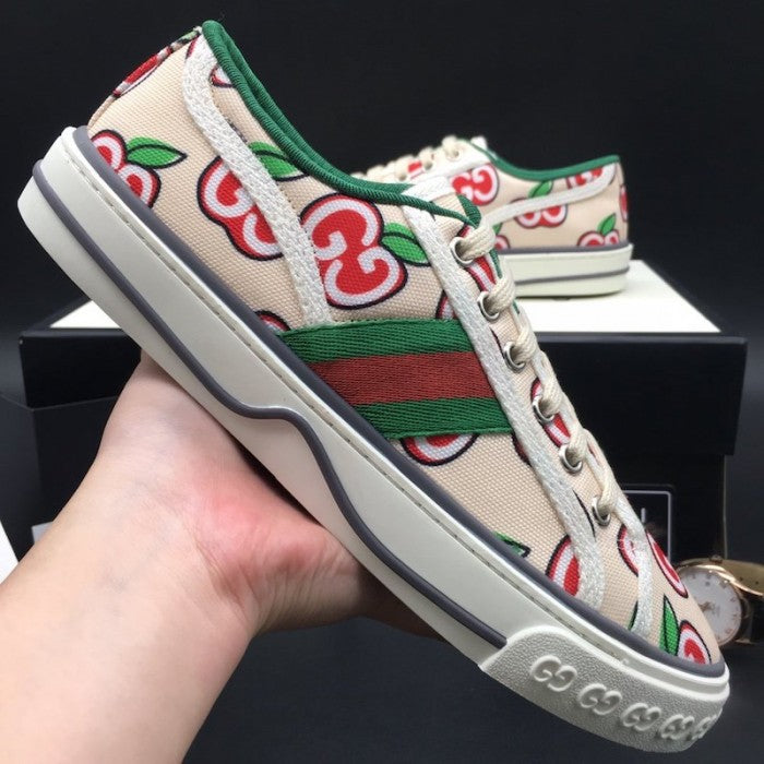 Sneaker Gucci 1977 GG Canvas Apple