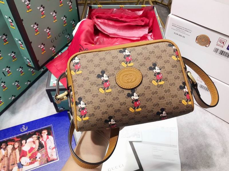 Bolsa Gucci Disney Shoulder bag - Loja Must Have