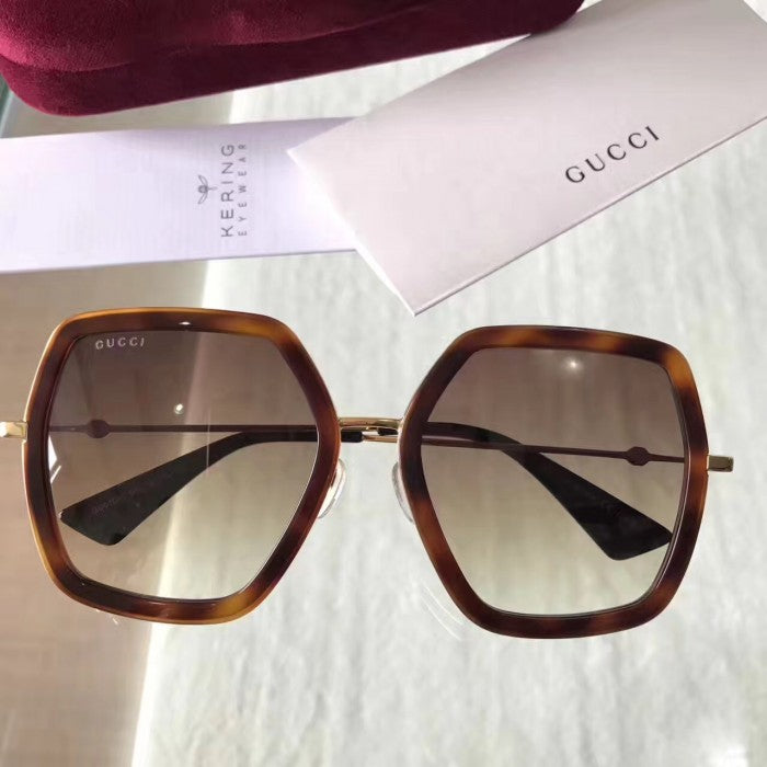 Óculos Gucci Oversize Square - Loja Must Have