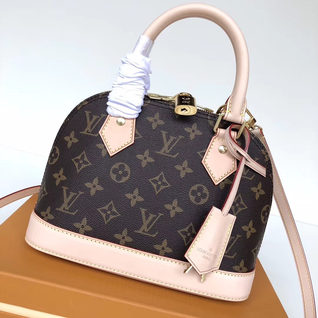 Bolsa Alma Bb Louis Vuitton Loja Must Have