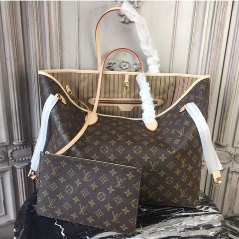 Bolsa Neverfull Louis Vuitton