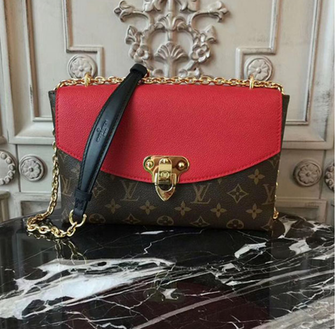Bolsa Louis Vuitton Saint Placide Monogram