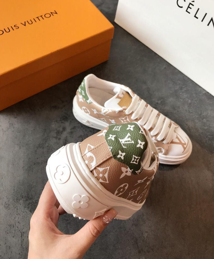 Tênis Sneaker Louis Vuitton Time Out - Loja Must Have