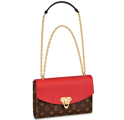 Bolsa Louis Vuitton Saint Placide Monogram - Loja Must Have