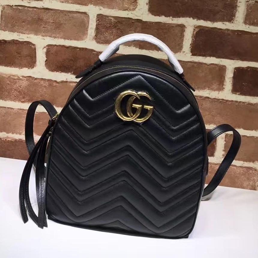 Mochila GG Marmont Quilted Gucci - Loja Must Have