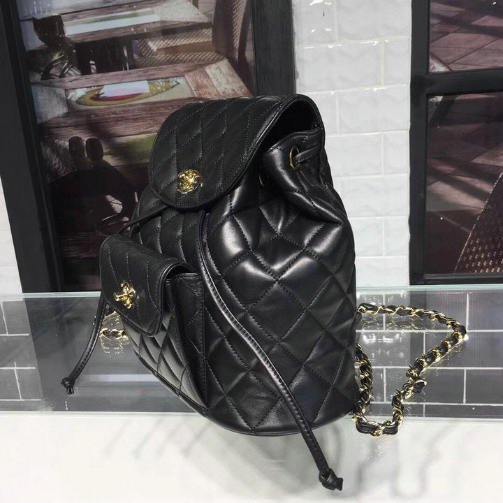 Mochila Vintage Quilted Chanel - Loja Must Have