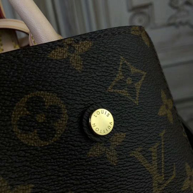 Bolsa Montaigne Monogram BB Louis Vuitton - Loja Must Have
