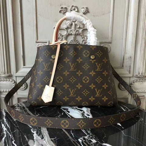 Bolsa Montaigne Monogram BB Louis Vuitton
