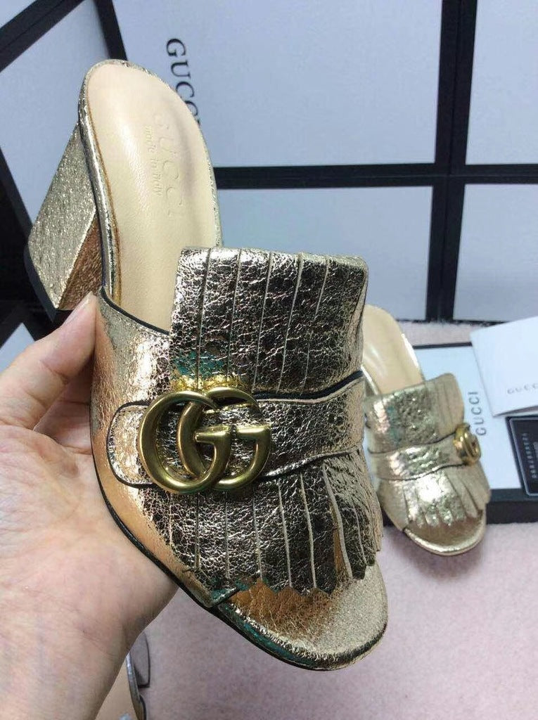 Mule Double G Gucci - Loja Must Have