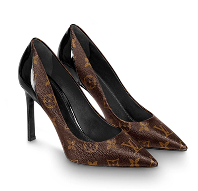 Scarpin Pump Cherie Louis Vuitton - Loja Must Have
